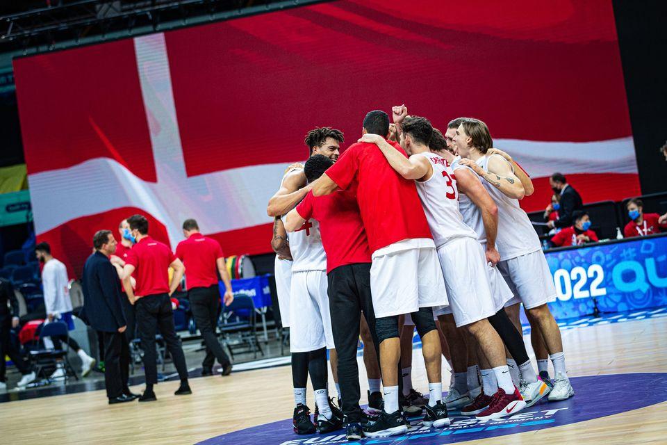 Endnu en stor dansk basketsejr