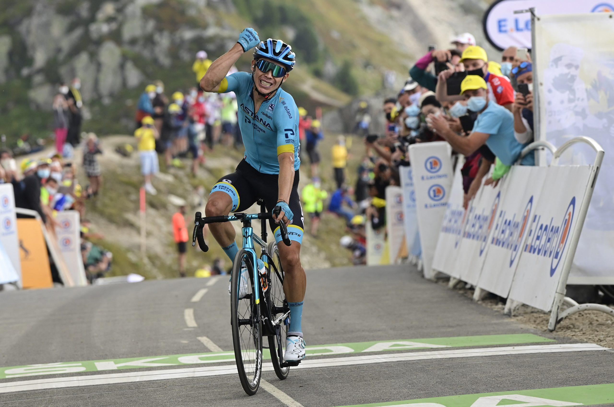 Spansk Tour-profil skifter team