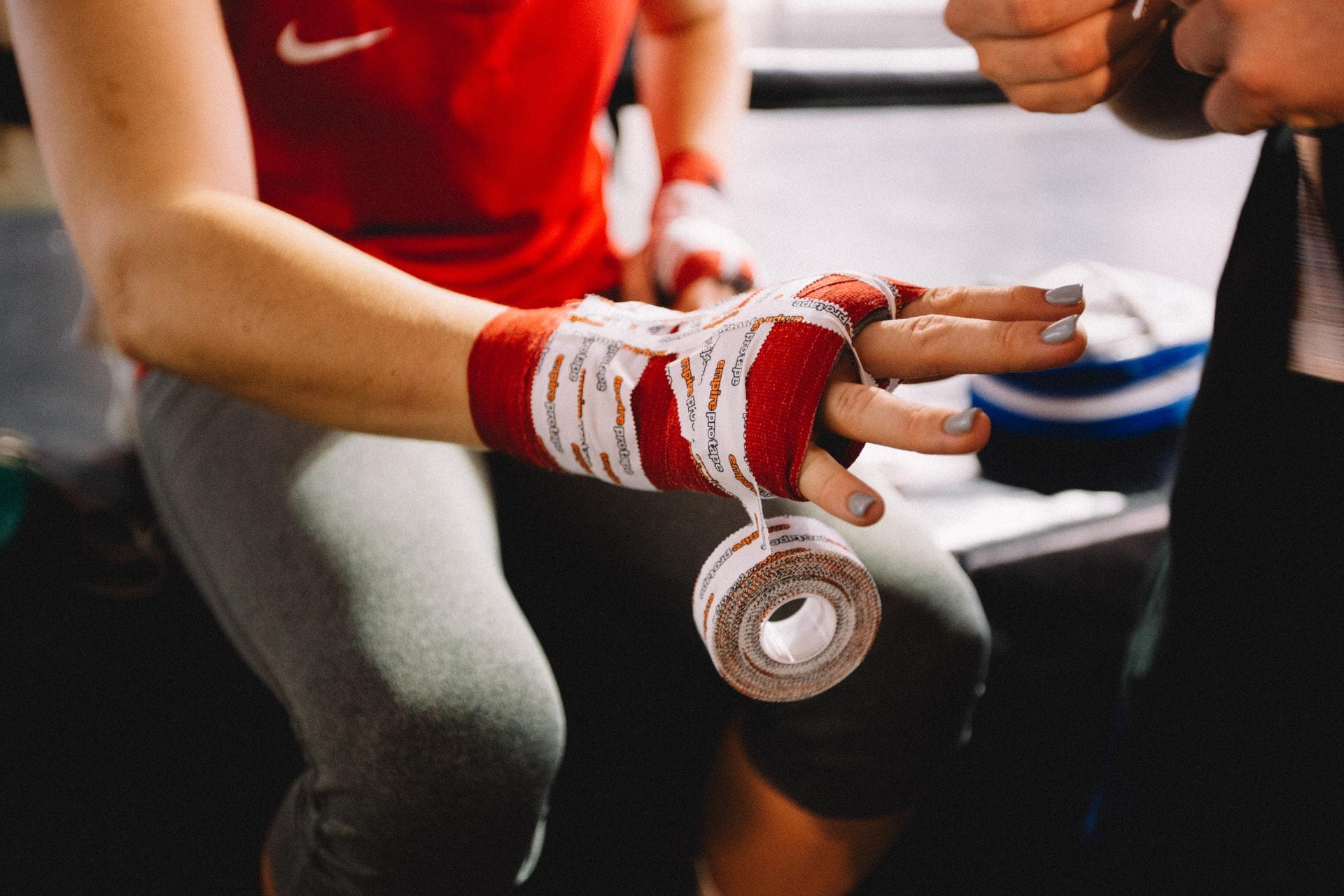 Sportsskadet? Sådan kan du bruge din tid, indtil du er klar igen