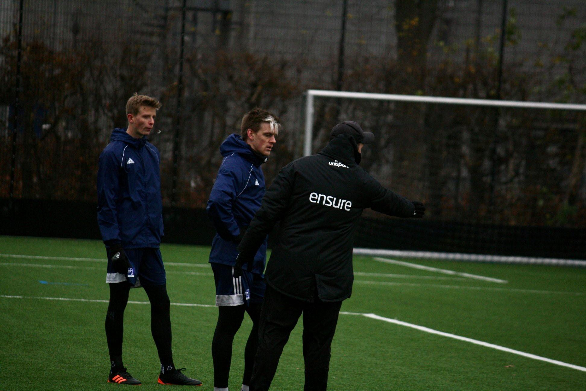 Lyngby har fyret træneren