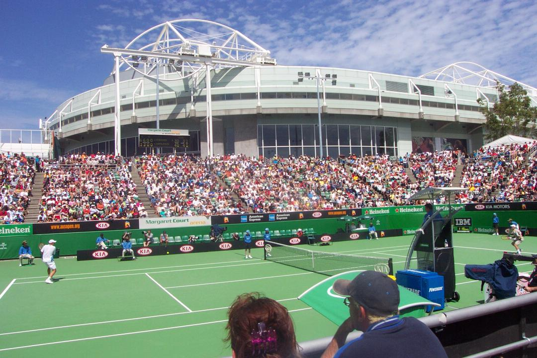 Tennis Gran Slam rykkes tre uger