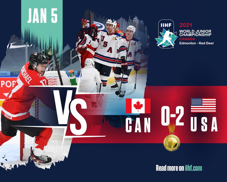 USA slog Canada i finalen
