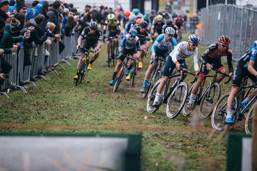 Cyklecross-VM afvikles i weekenden trods coronaudbrud