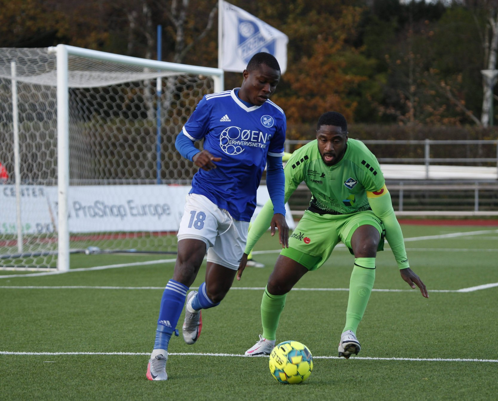 Fra Fremad Amager til FC Fredericia