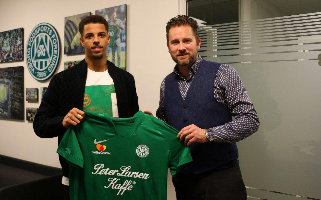 Viborg FF forstærker sig med 21-årig hollænder