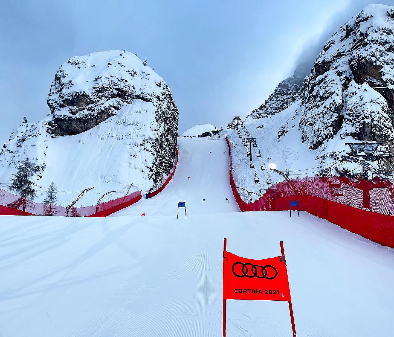 Dagens konkurrencer ved VM-alpin udsat