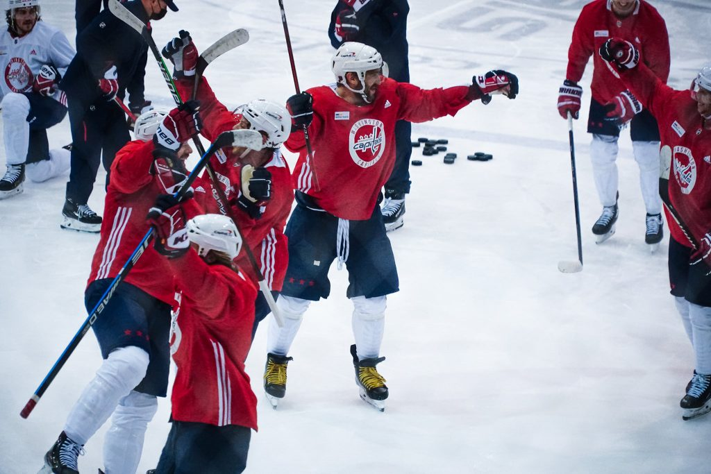 Lars Eller-mål i NHL