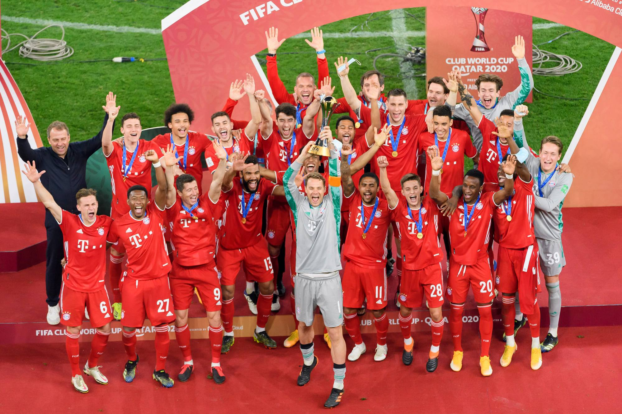 Bayern München verdensmestre