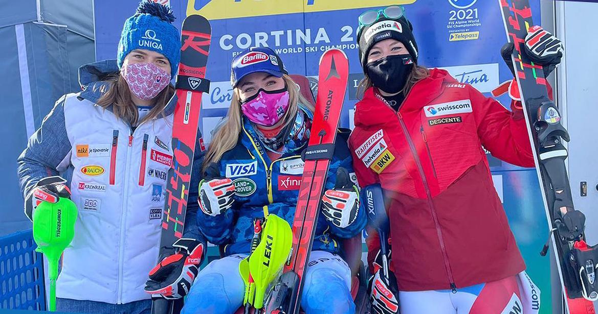 Sjette VM til amerikansk skistjerne