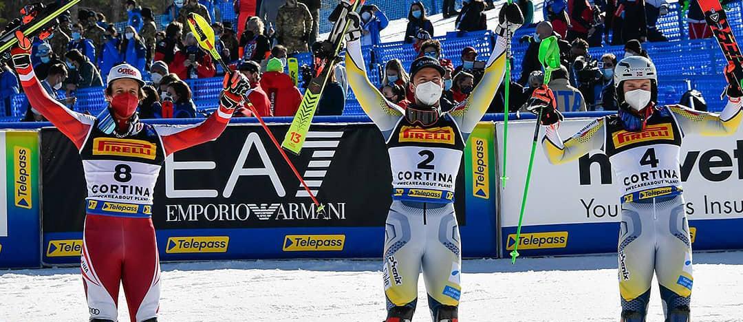 Norsk dominans ved VM i slalom