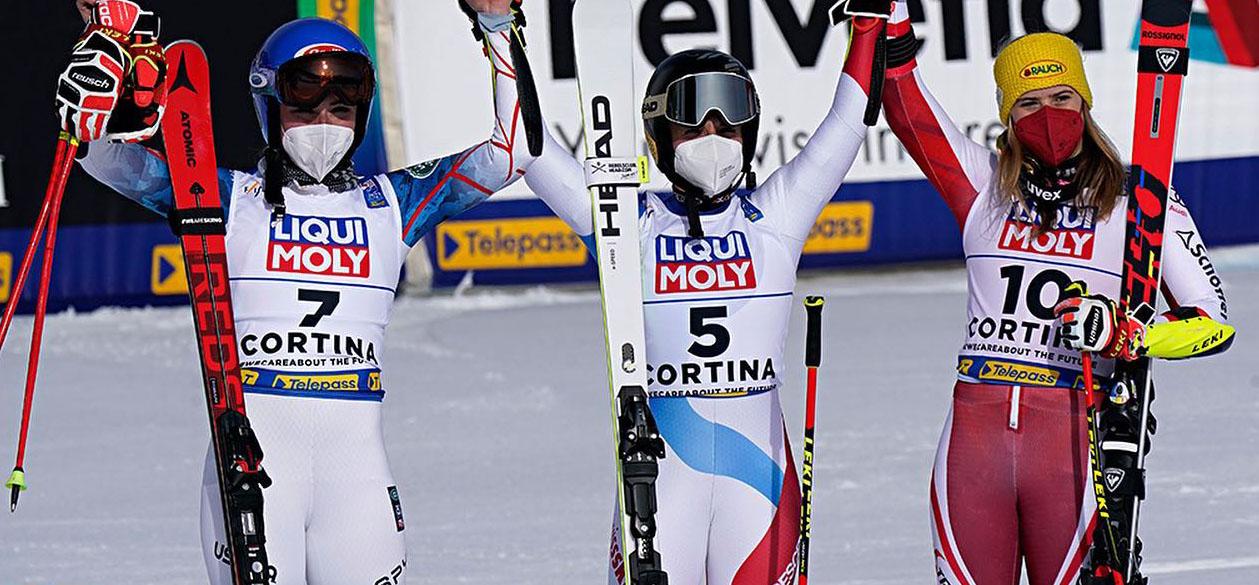 Nyt schweizisk VM-guld ved alpin-VM