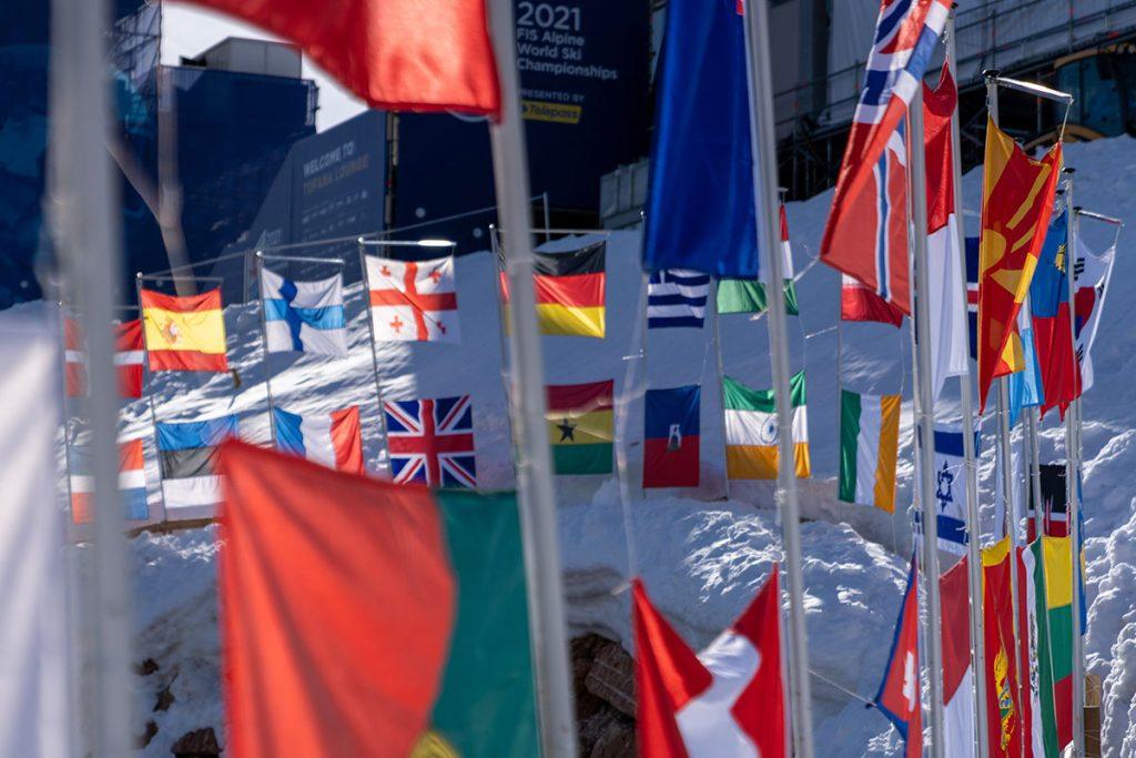 Seks danskere deltager ved Alpin-VM i Italien