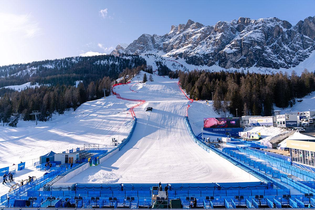 Søndag åbnes alpin-VM
