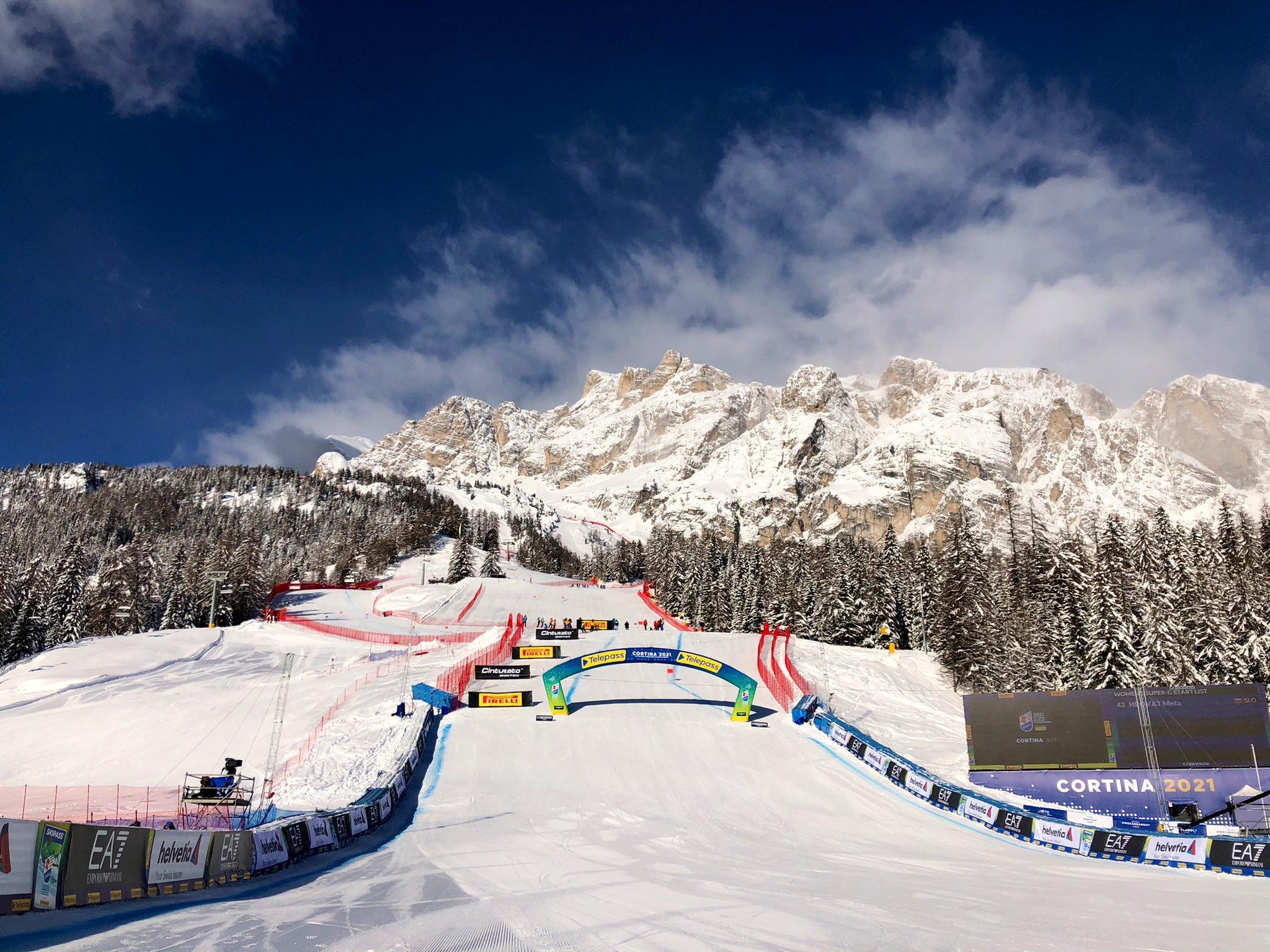 Guld til Schweiz og Østrig ved ski-VM