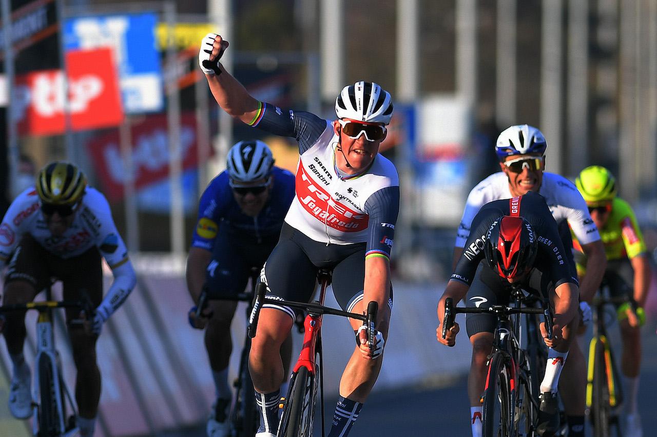 Stor dansk cykelsejr i Belgien