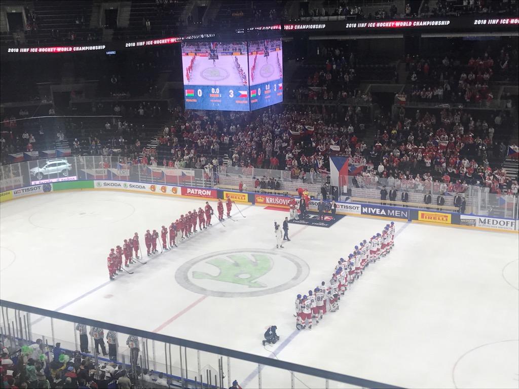 Danmark skal indlede ishockey-VM mod Sverige