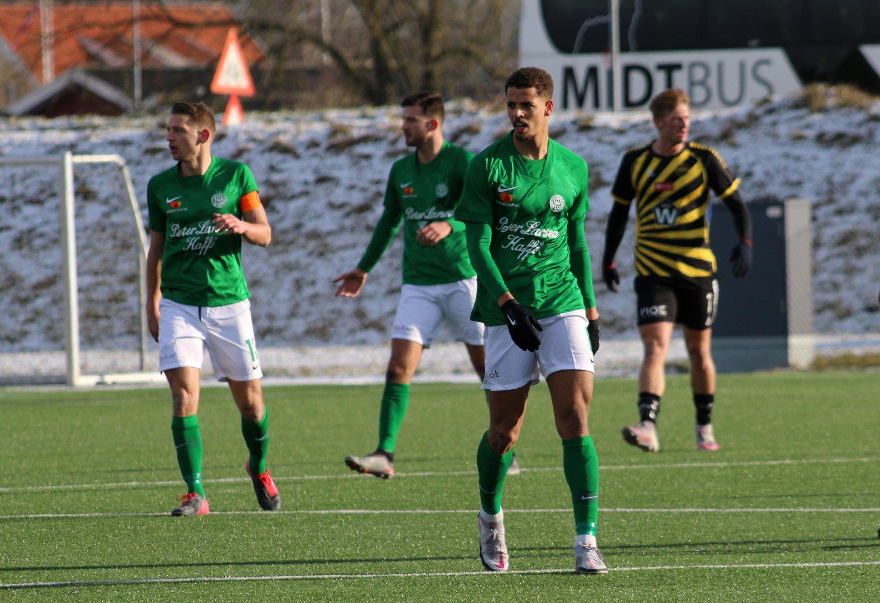 Viborg holder fast i toppen. Fredericia sikrer sig vigtigt point