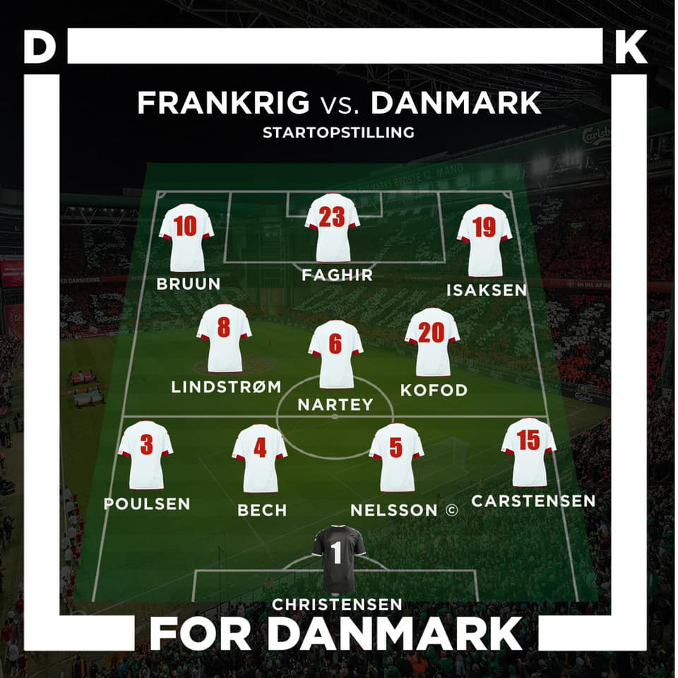 Overraskende dansk EM-sejr