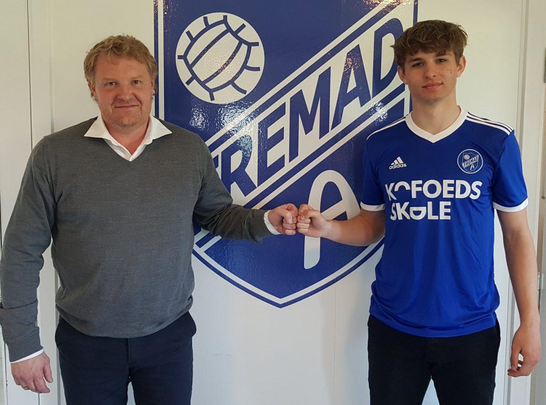 Fremad Amager henter spiller i FC Helsingør