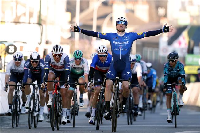 Dansk trejdeplads på første etape af Paris-Nice