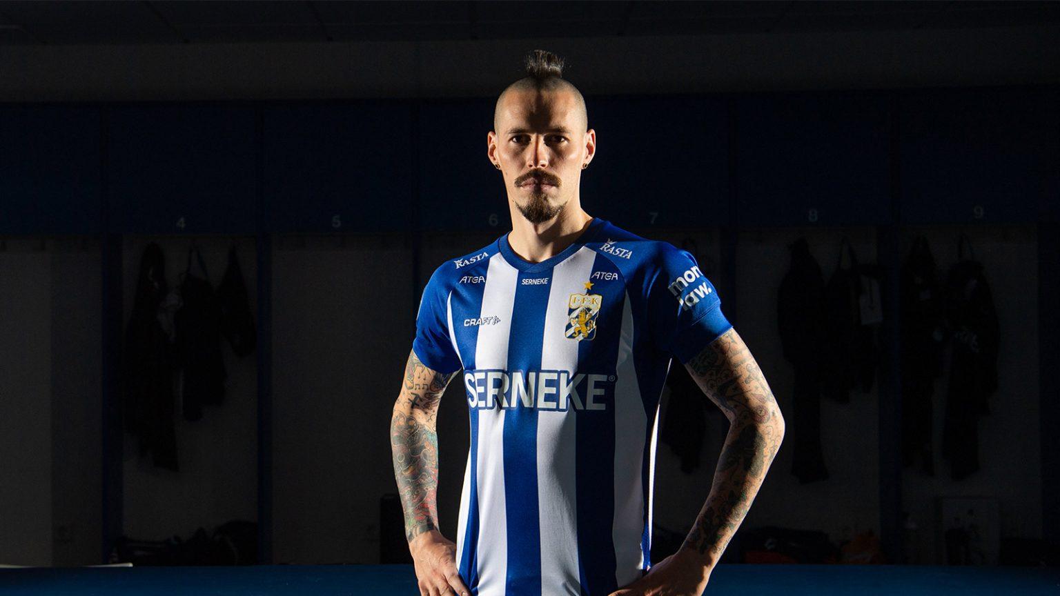 IFK Göteborg har præsenteret stjernespiller