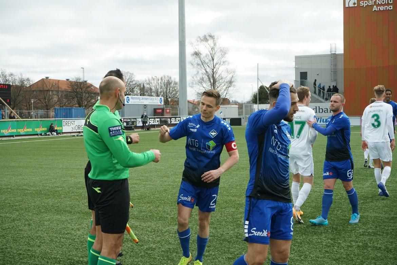HB Køge fik uafgjort mod tophold