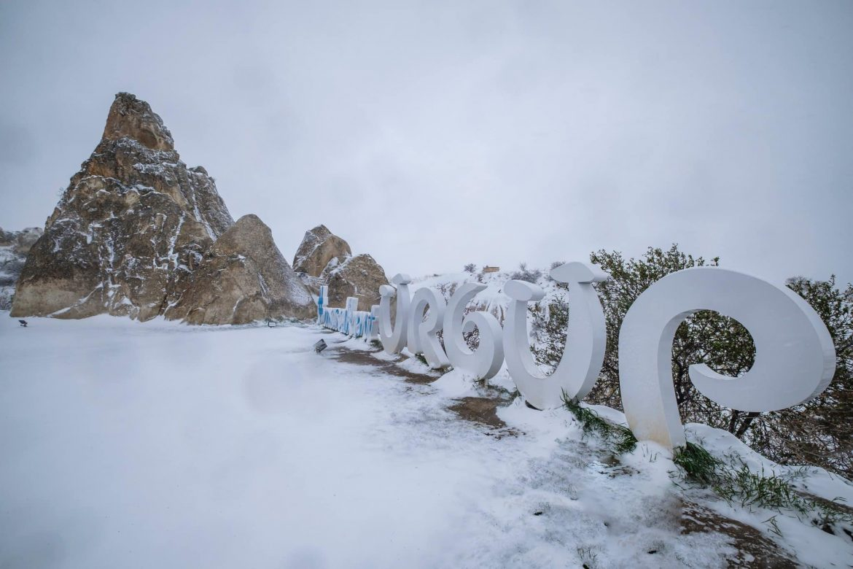 Cykelløb i Tyrkiet aflyst grundet sne