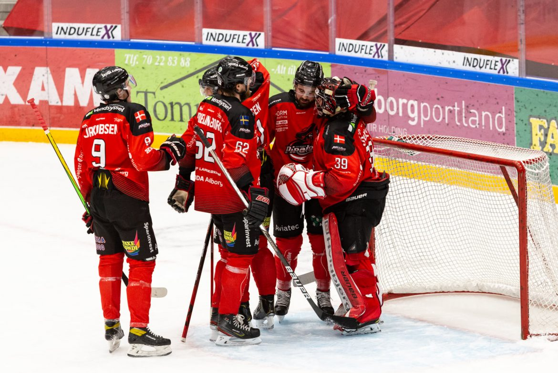 Aalborg Piratesklar til DM-finale mod Rungsted Seier Capital