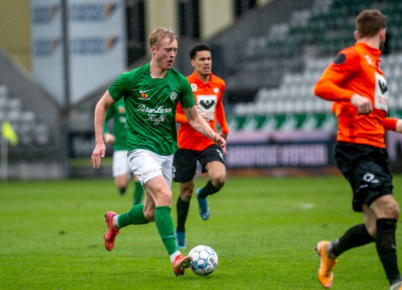 Storsejr til Viborg FF i topkamp