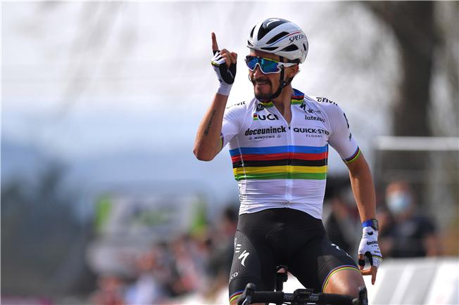 Sejre til verdensmestre i belgisk klassiker