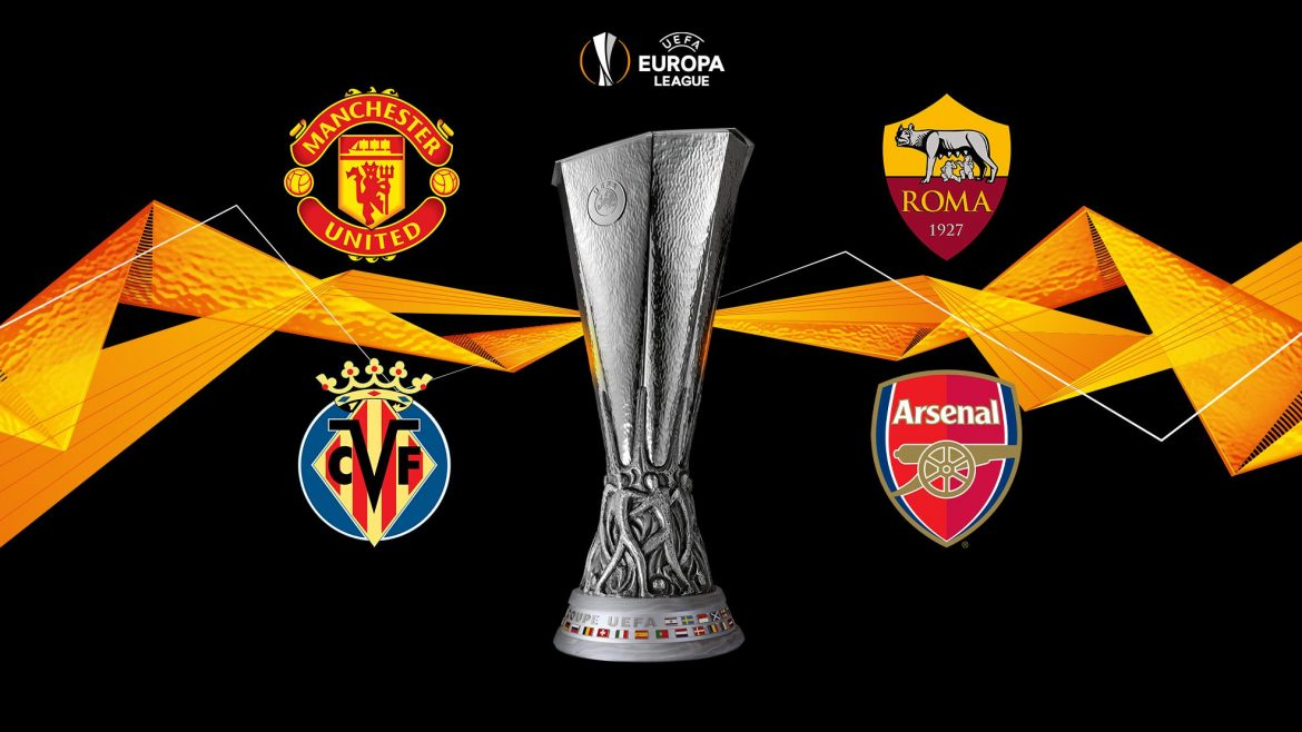 Semifinalerne i Europa League
