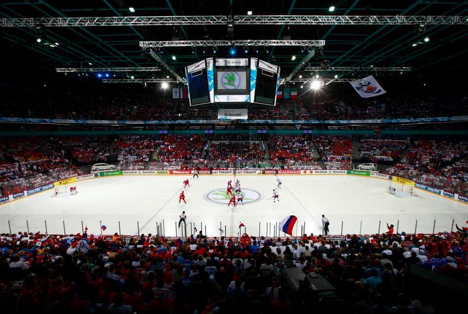 Kæmpe overraskelse ved åbningen af ishockey-VM