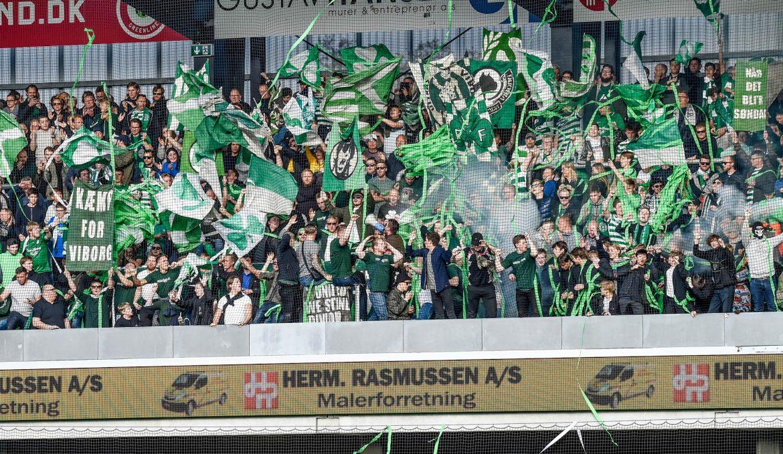 Viborg FF og Silkeborg IF rykker i Superligaen