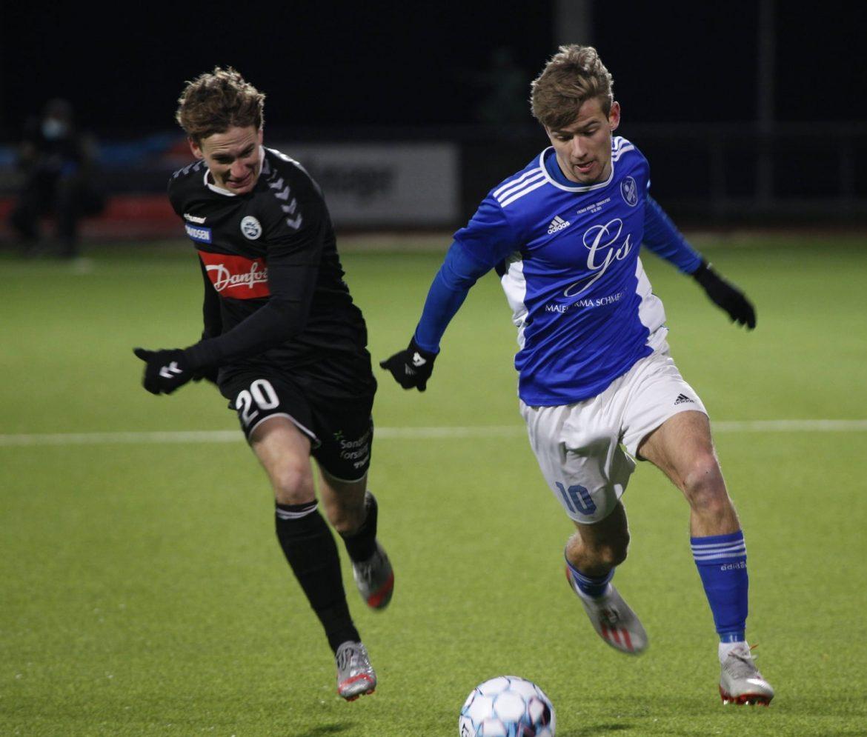 Fremad Amager sælger spiller til Norge