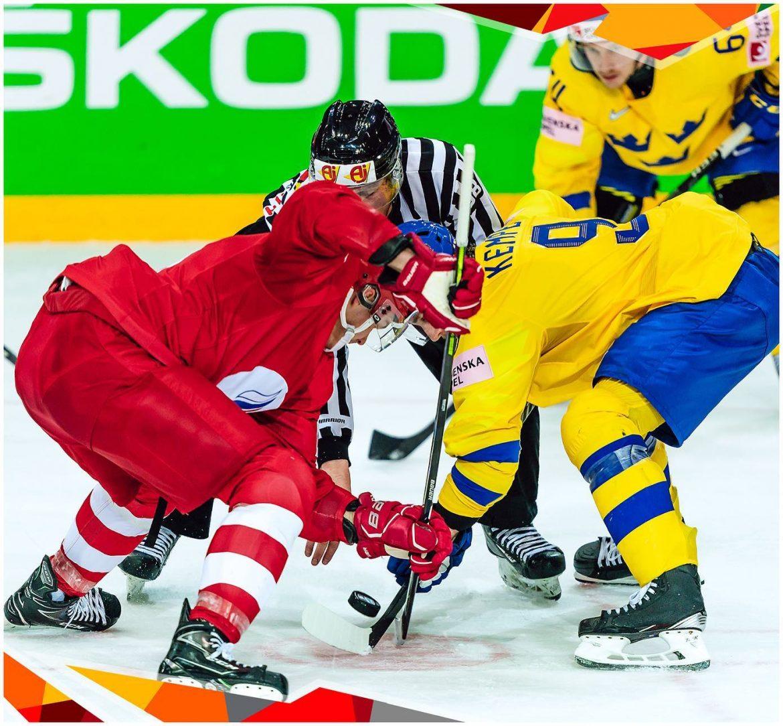 Sverige ude af top-8 ved ishockey-VM for første gang siden 1937