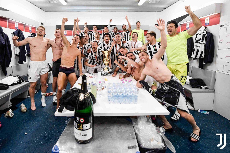 Pokalsejre til Juventus og Paris SG