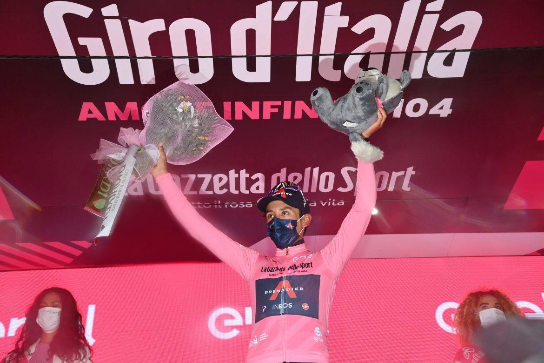 Imponerende Giro-etapesejr til Bernal