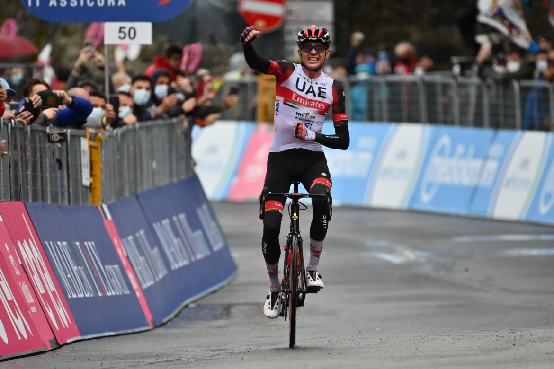 Amerikansk sejr på fjerde etape i Giro d'Italia
