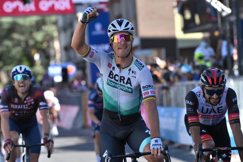 Peter Sagan vandt tiende etape i Giro d'Italia