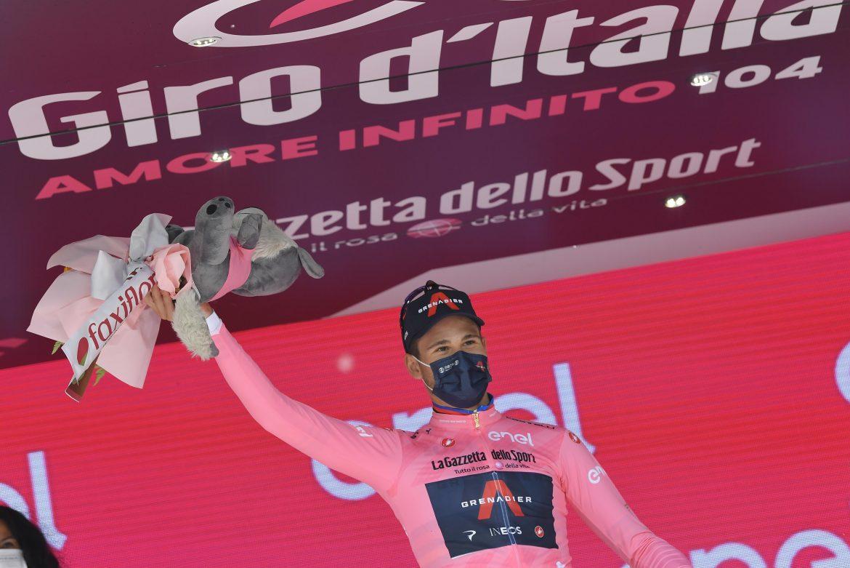 Sejr til verdensmesteren i Giro'en