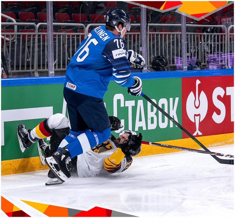 Canada og Finland skal mødes i VM-finalen