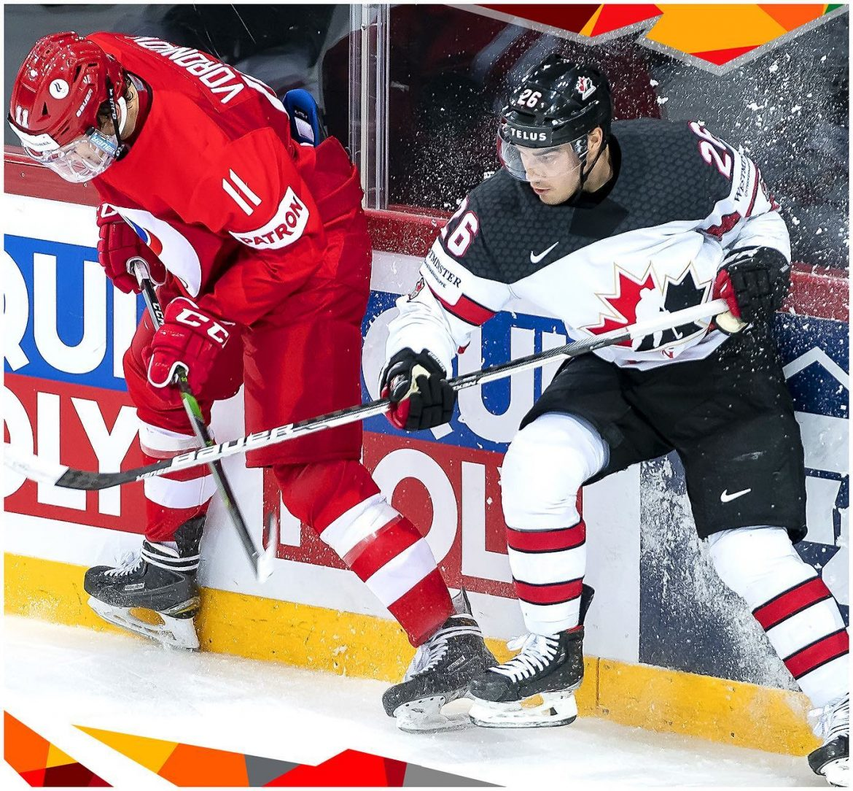 Klar til semifinalerne ved ishockey-VM