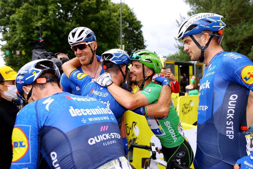 Tid til enkeltstart i Tour de France