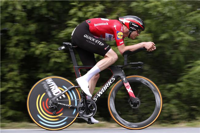 Kasper Asgreen dansk mester på enkeltstart