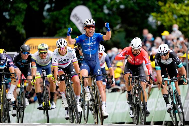 Se Mark Cavendish Tour-sejr her