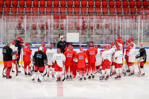 Det danske ishockeylandshold sikrer historisk OL-plads