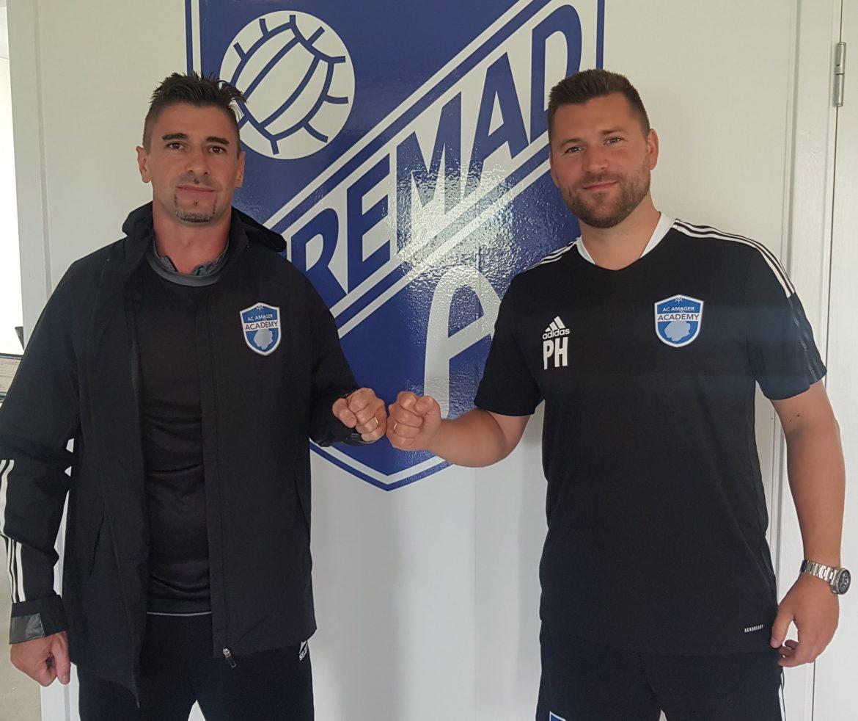 Tidligere FCK-spiller ansat i Fremad Amagers talentakademi